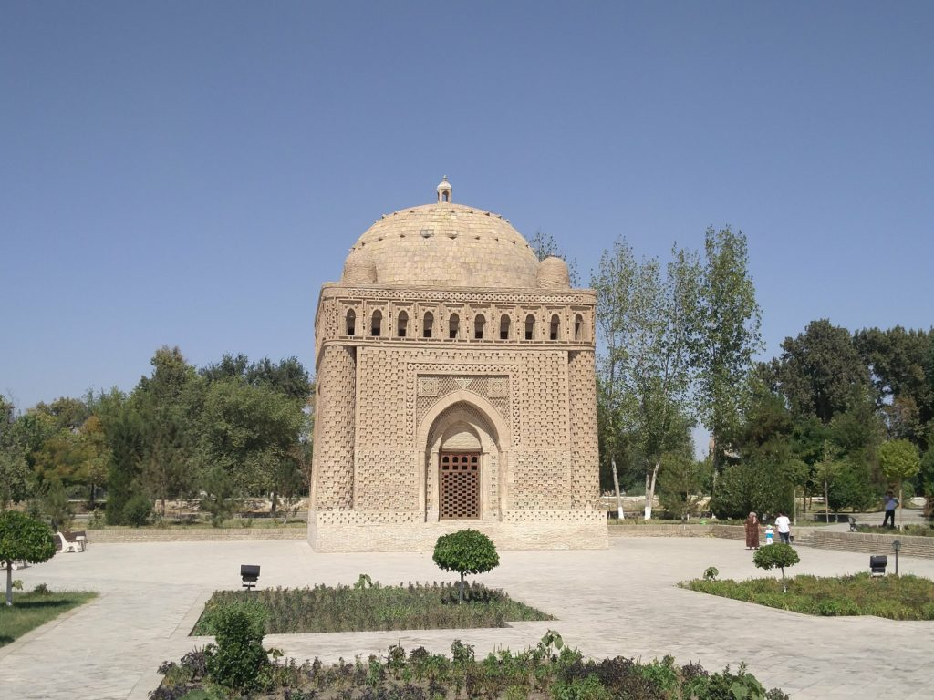 mausolee des samanides boukhara