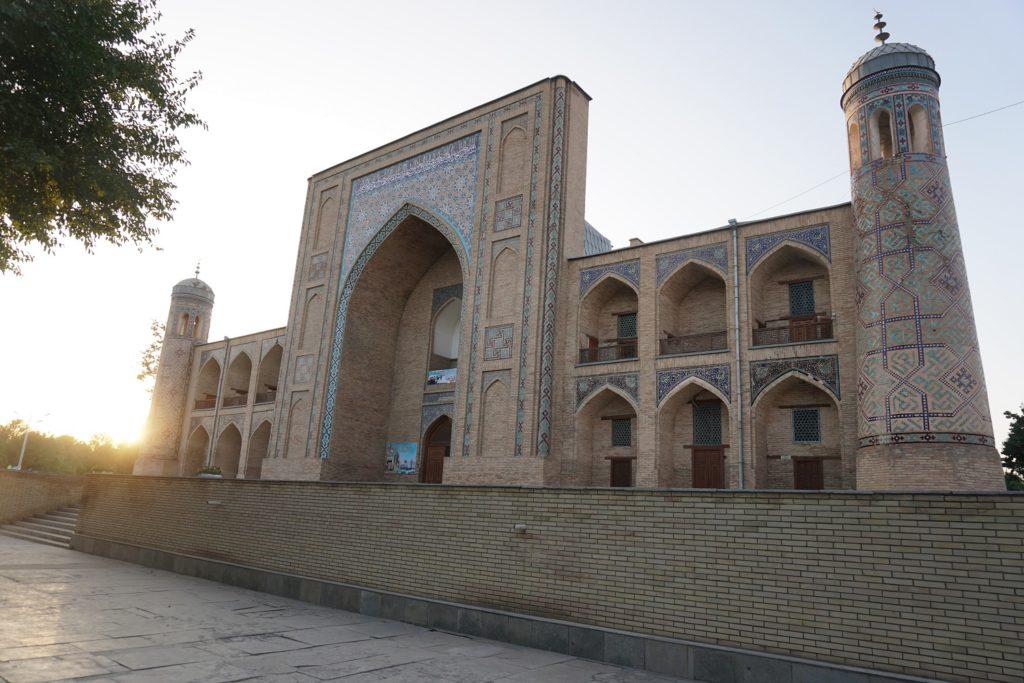 medersa koukeldach tachkent