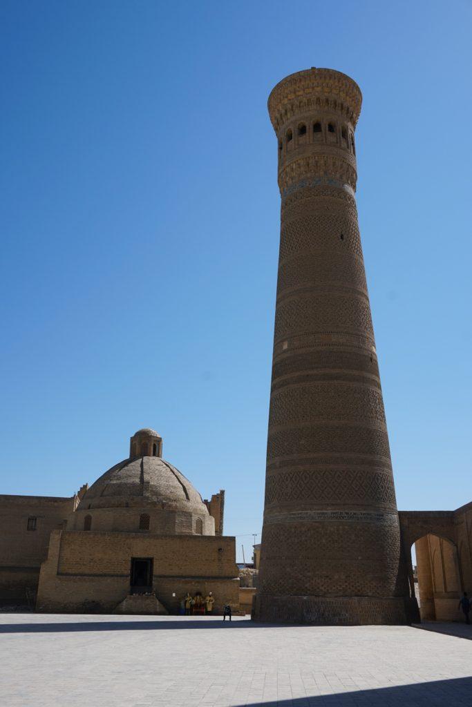 minaret kalon boukhara