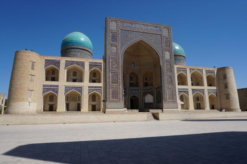 mir i arab madrasah bukhara