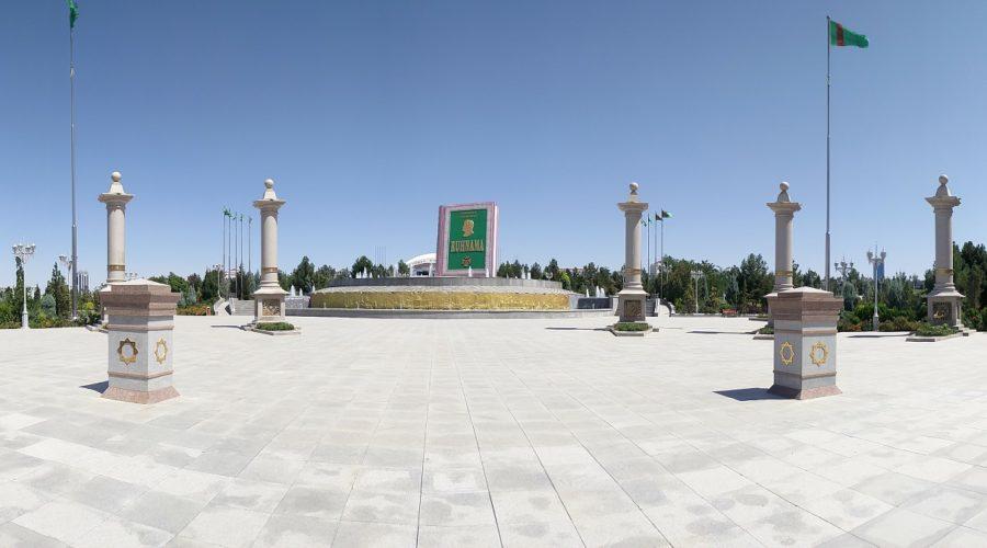 Discovering Ashgabat, the capital of Turkmenistan