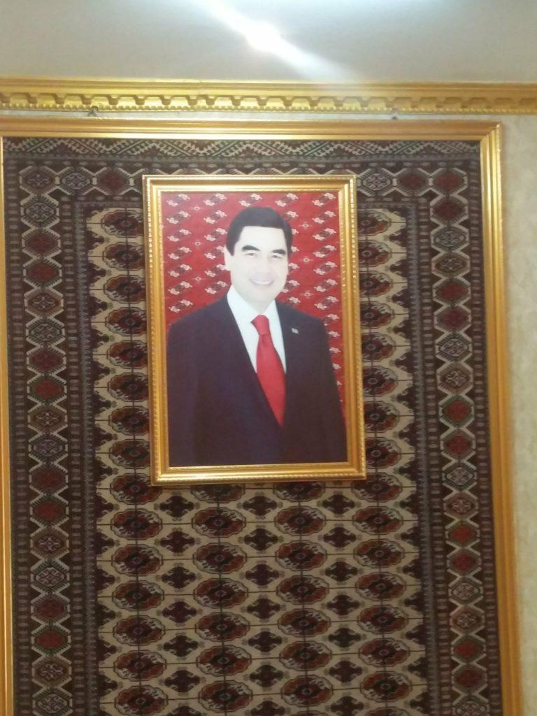 president turkmenistan