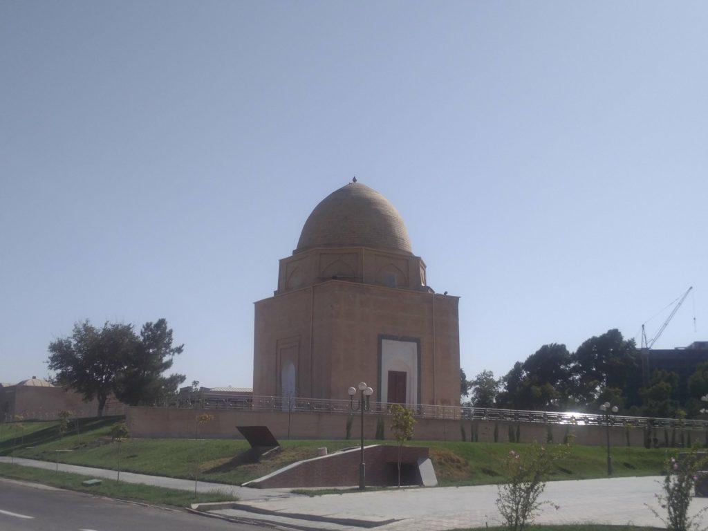 rukhobod mausoleum samarkand