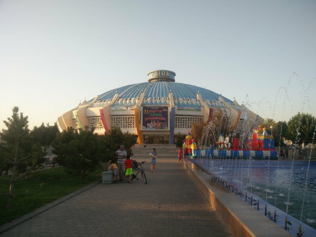 sirk tashkent