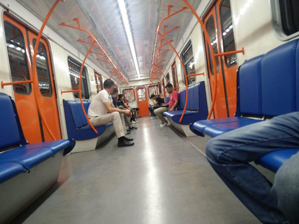 subway tashkent