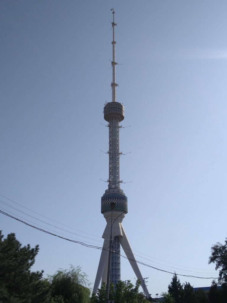 tashkent television tower