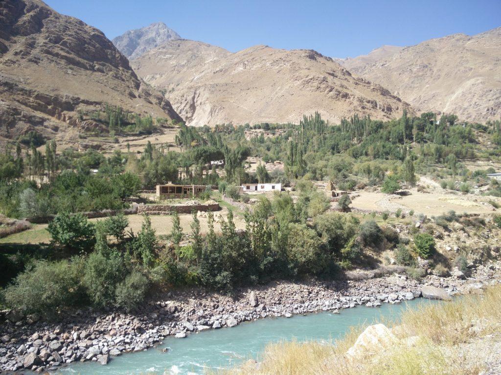 afghanistan pamir highway