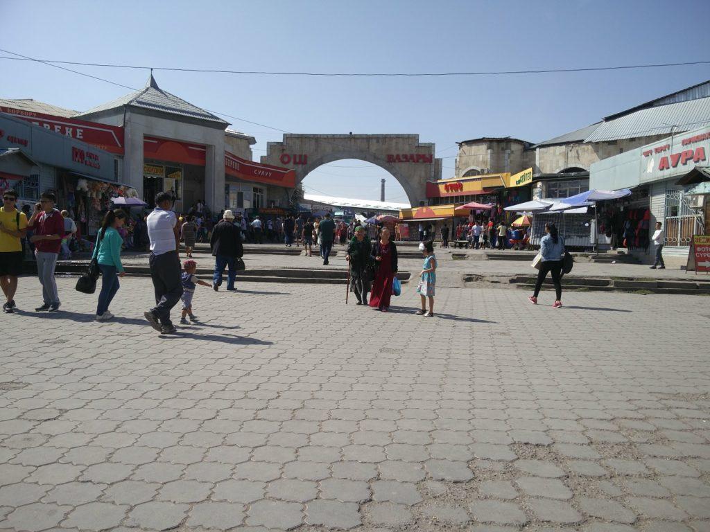 bazar osh bichkek