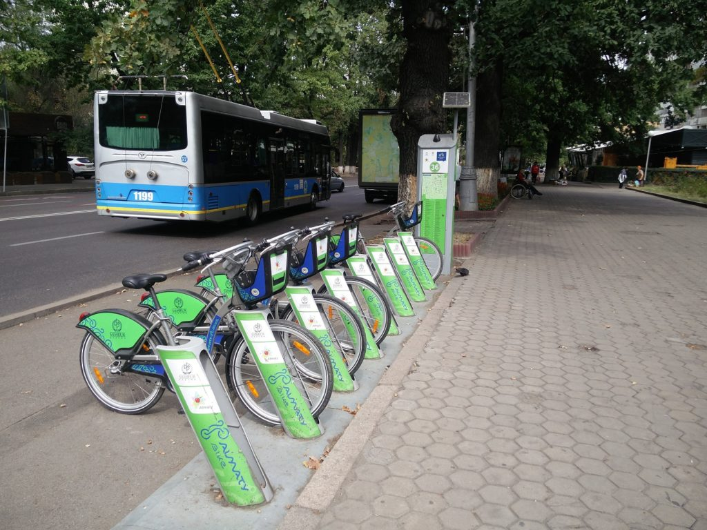 bike rental almaty