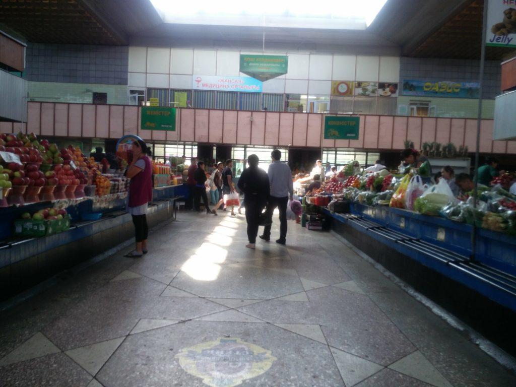 green bazar almaty