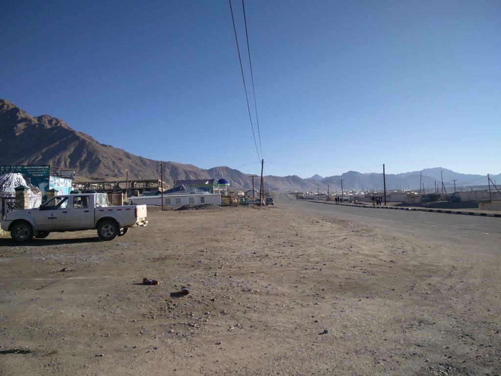 murghab pamir highway