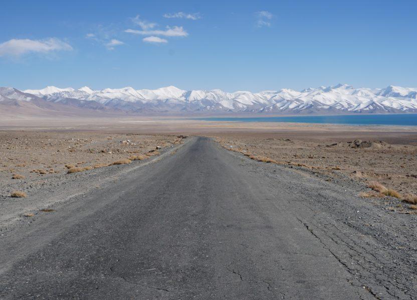 Road trip sur la Pamir Highway, Tadjikistan