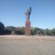 Bishkek, quiet capital of Kyrgyzstan