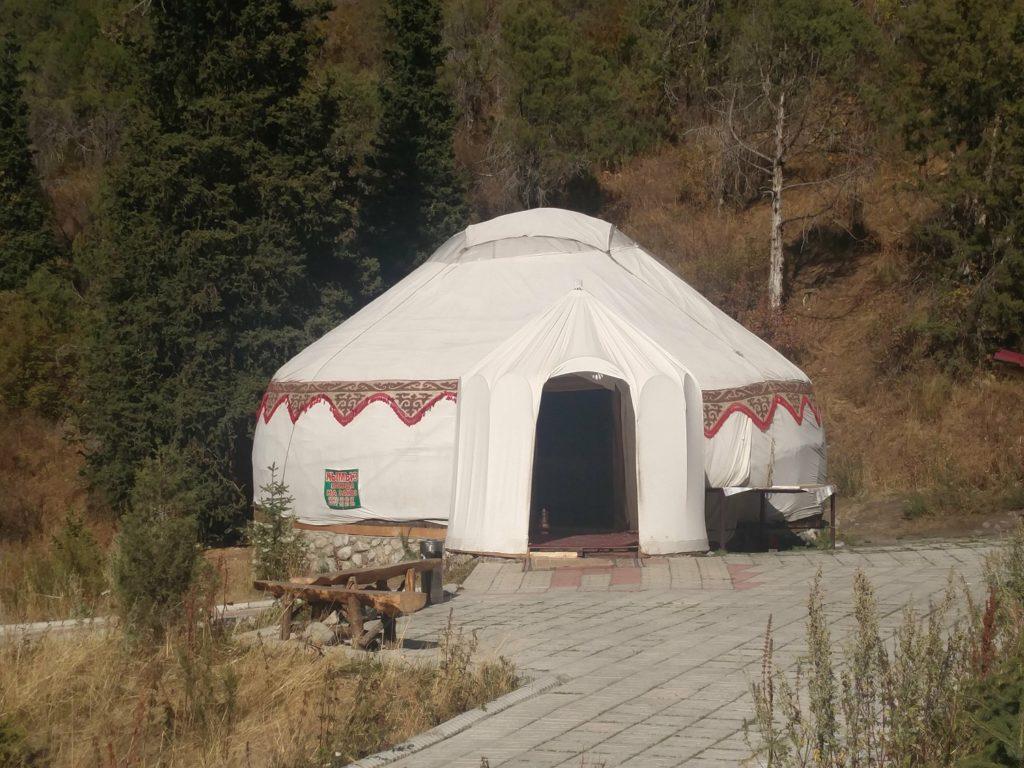yourte ala archa bichkek