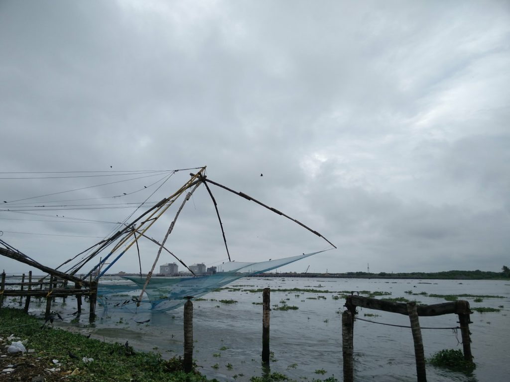 chinese fishing nets kerala