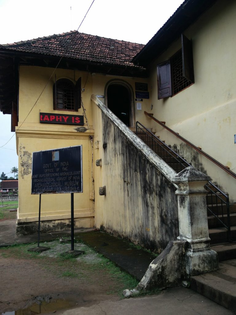 dutch palace kerala