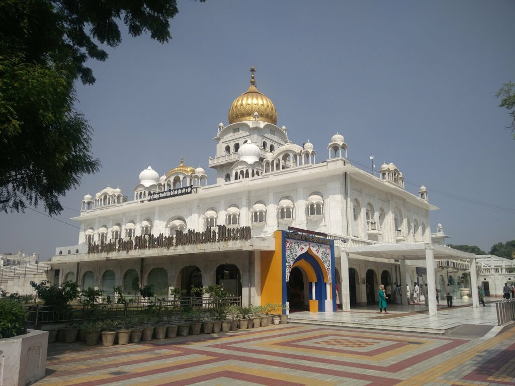 gurdwara bangla sahib new delhi