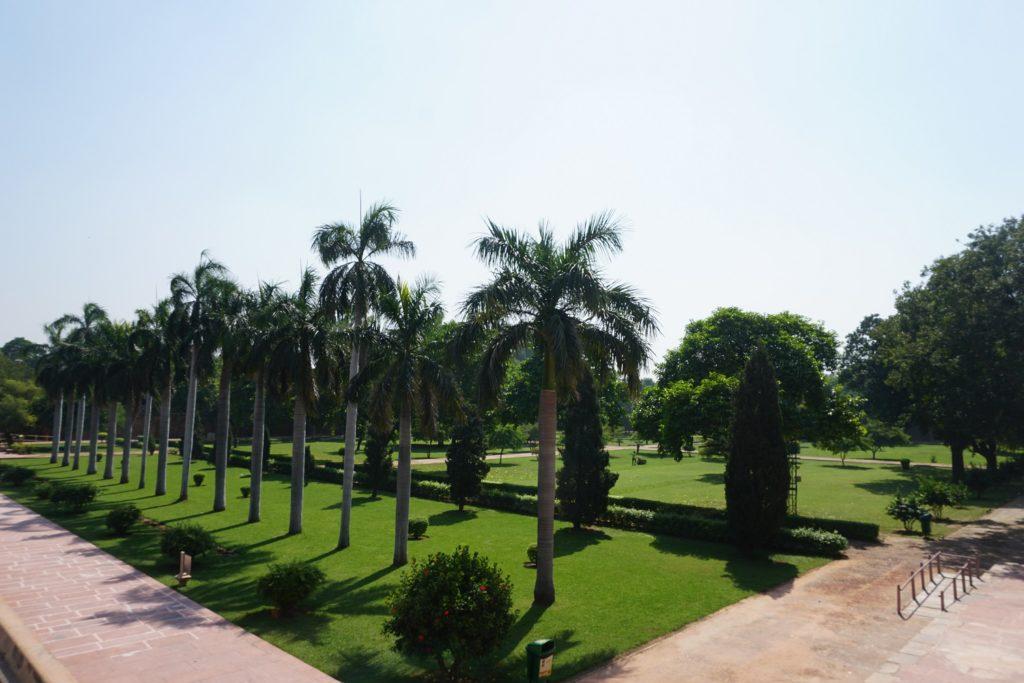 jardins mausolee safdar jung new delhi