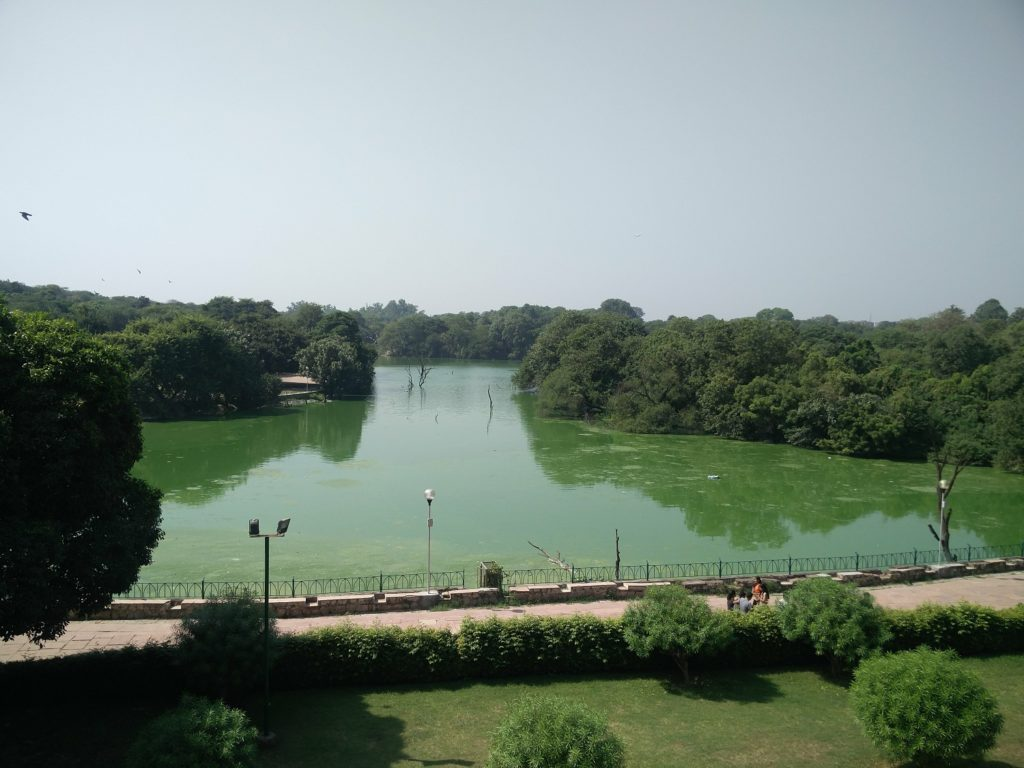 hauz khas village new delhi