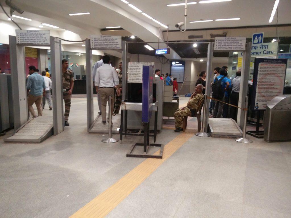 metro new delhi