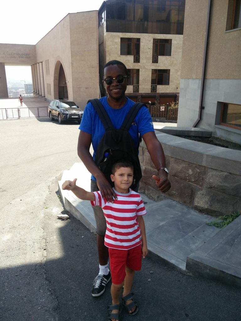 yerevan armenia traveling while black
