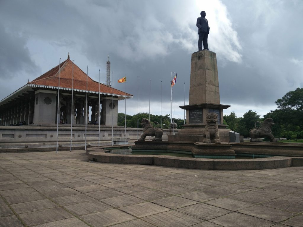 independence memorial hall colombo denied entry airport