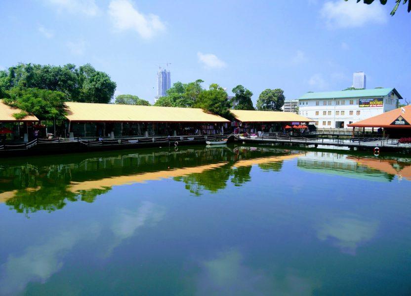 Visite du sud du Sri Lanka : Colombo, Galle, Mirissa Beach