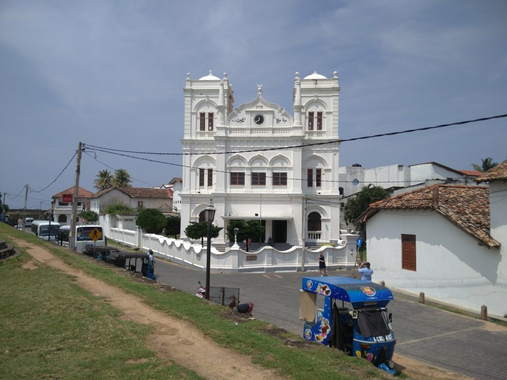 meera mosque galle sri lanka