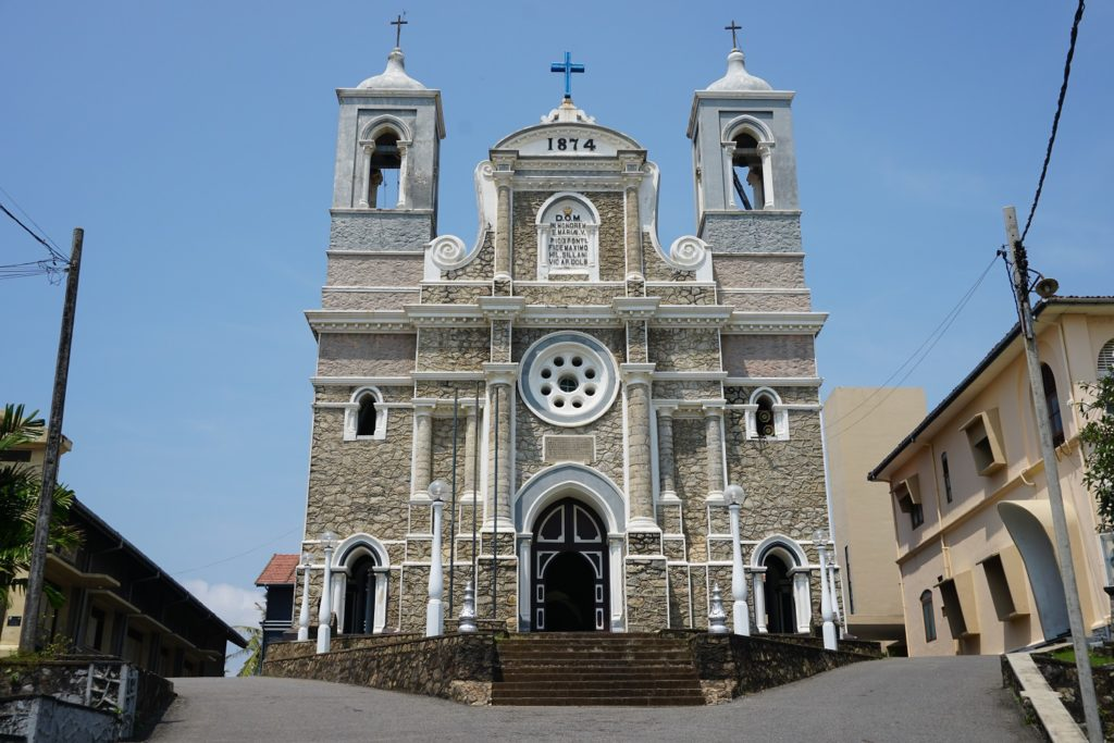 st. mary's cathedral galle