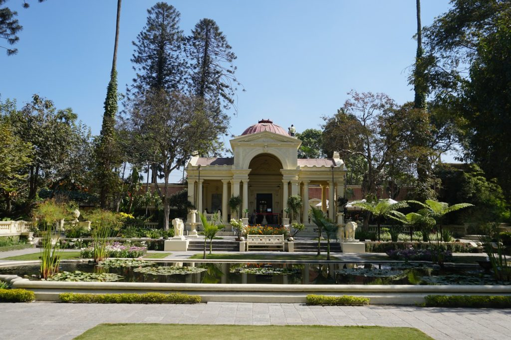 jardin des reves katmandou