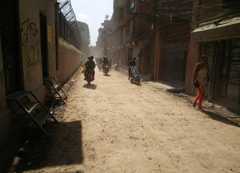 Katmandou : temples, poussière et trafic