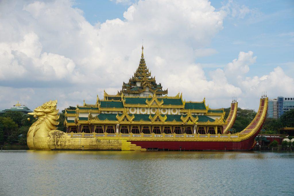 lac kandawgyi rangoon