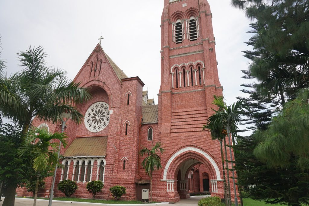 holy trinity cathedral yangon