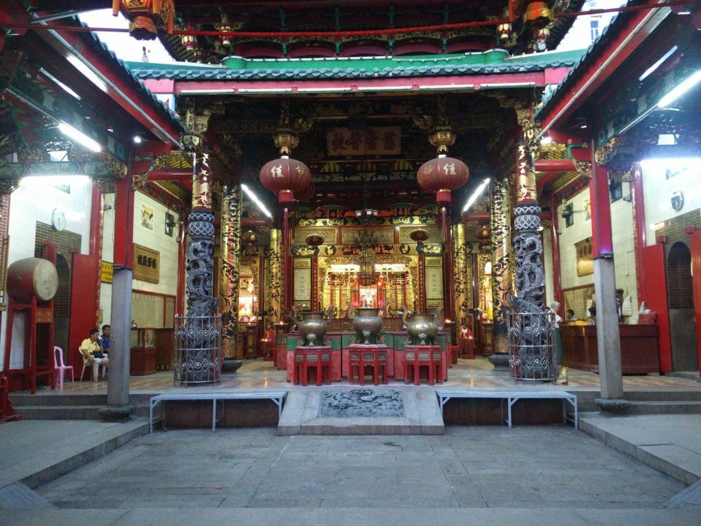 kheng hock keong temple yangon