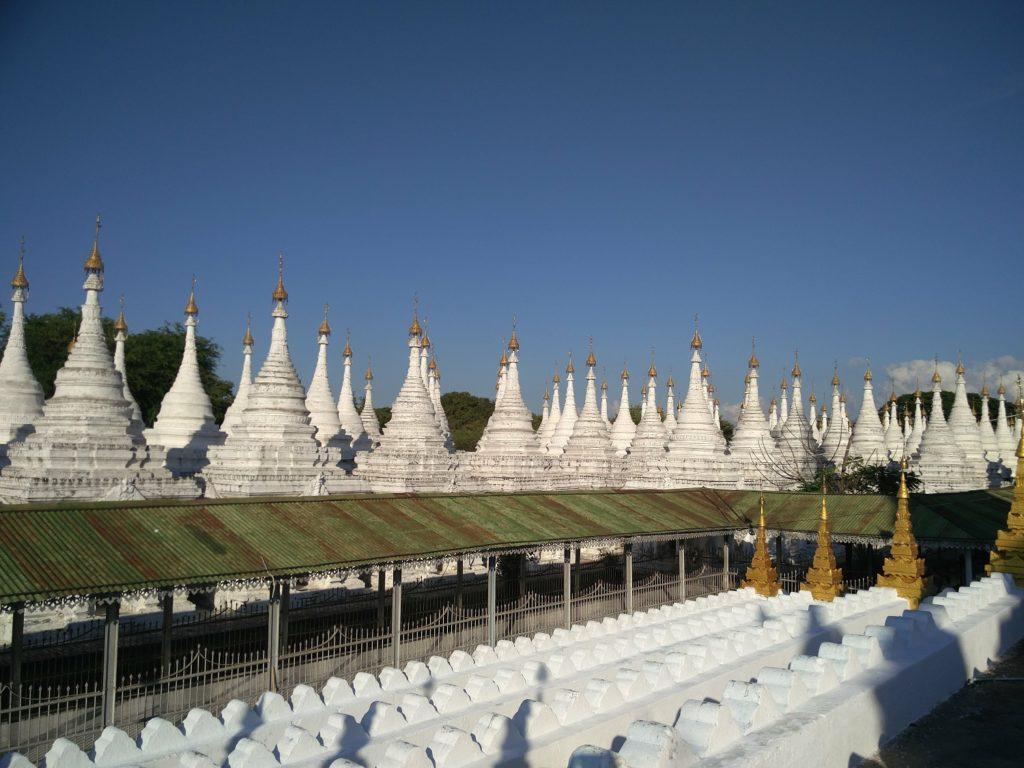 pagode de Sandamuni mandalay