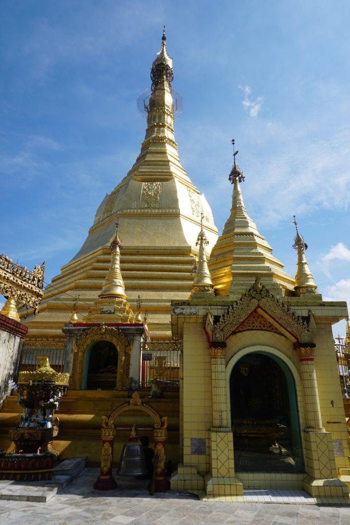 pagode sule rangoon