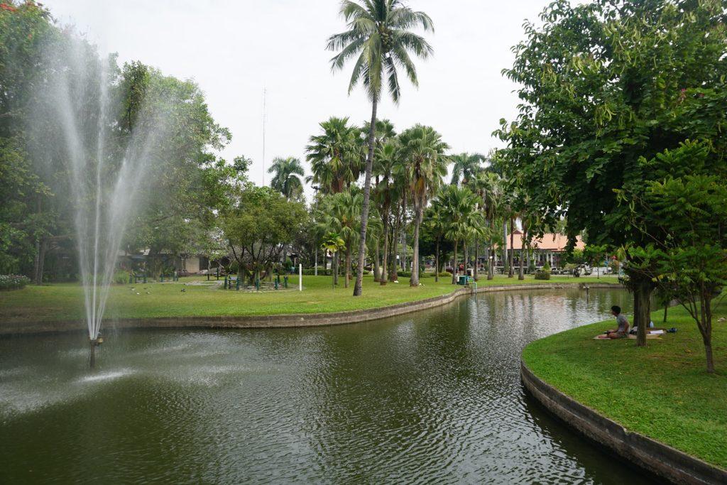 Nong Buak Hard Public Park chiang mai