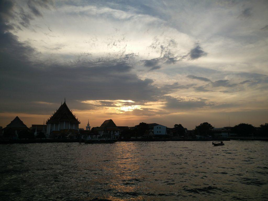 fleuve chao phraya bangkok