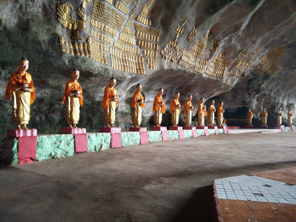 grotte de saddan hpa an