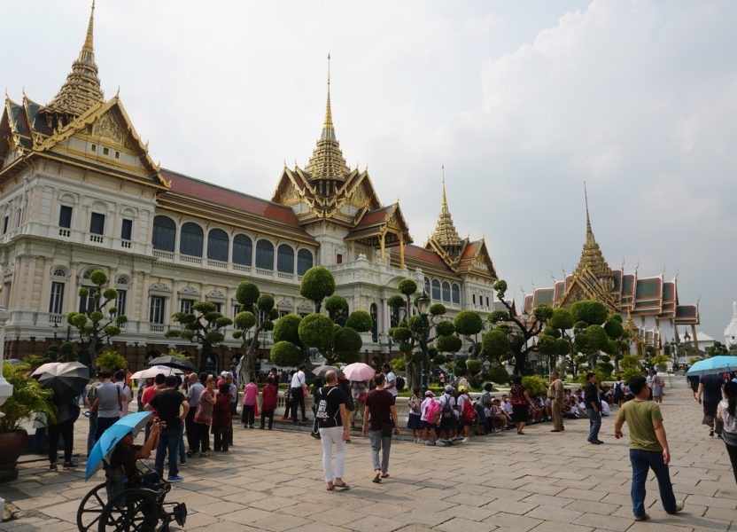 Bangkok, starting point for backpacking in Southeast Asia