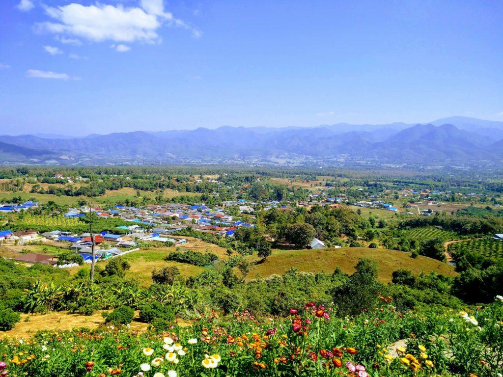 yun lai viewpoint pai thailande