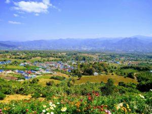 yun lai viewpoint pai thailand