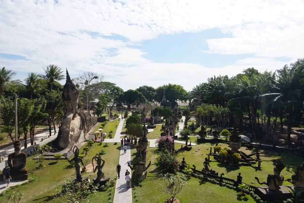 buddha park vientiane