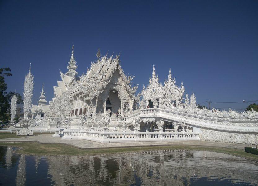 Chiang Rai, ville principale du triangle d'or