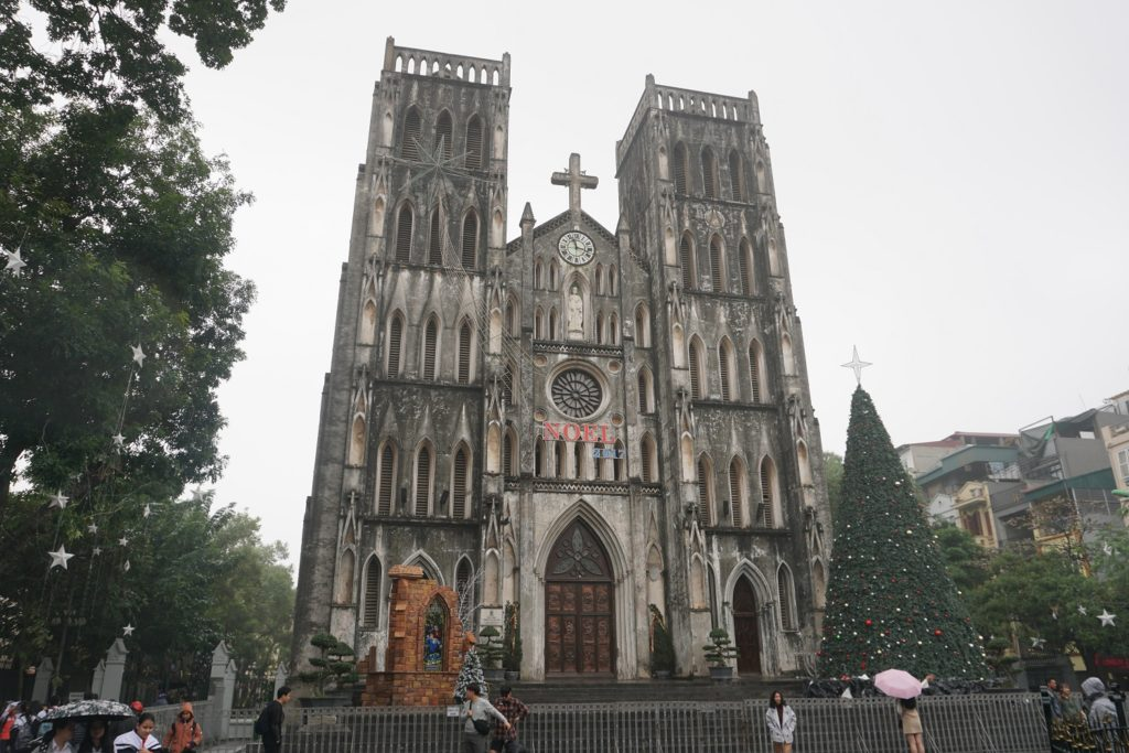 cathedrale saint joseph hanoi