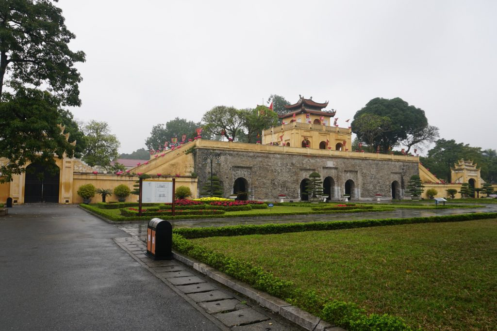 cite imperiale thang long hanoi