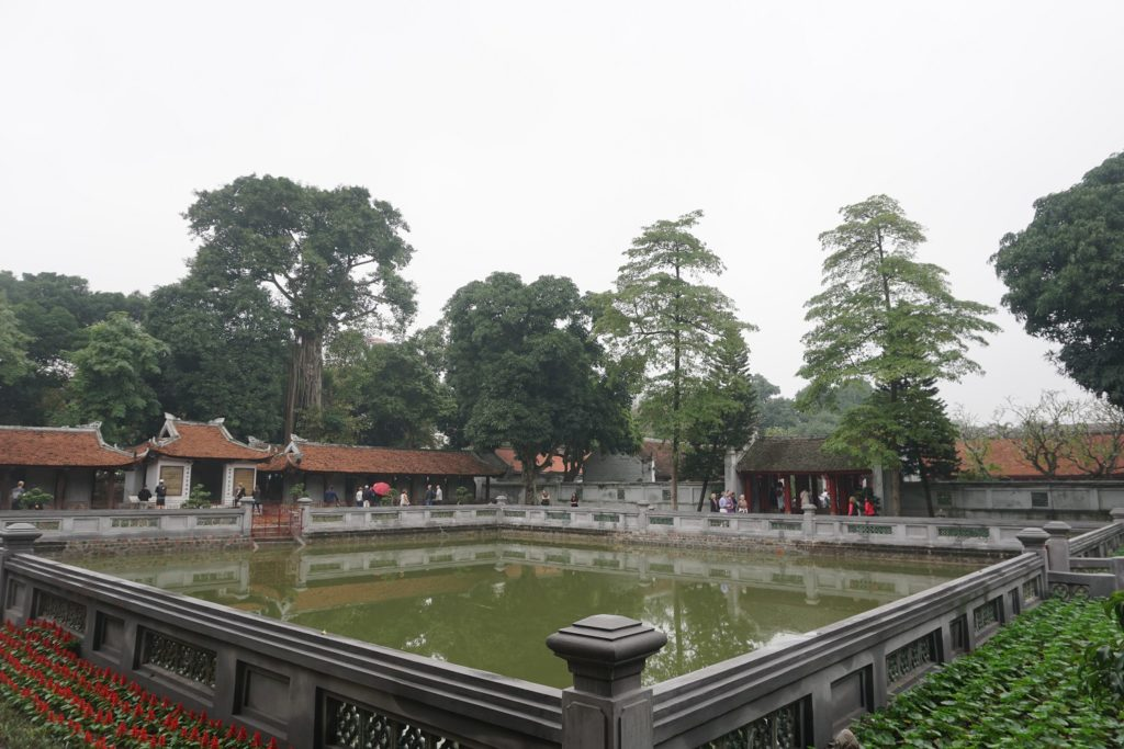 temple of literature hanoi denied entry airport