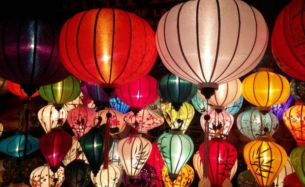 hoi an lanternes