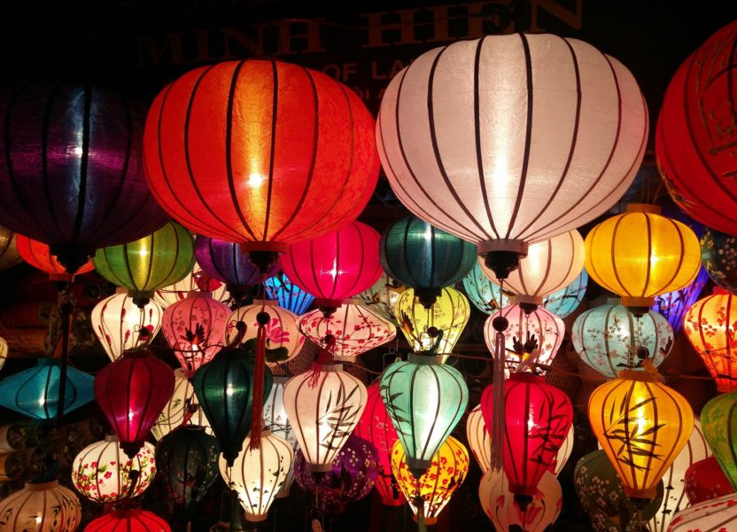 Hoi An, the city of lanterns in Vietnam