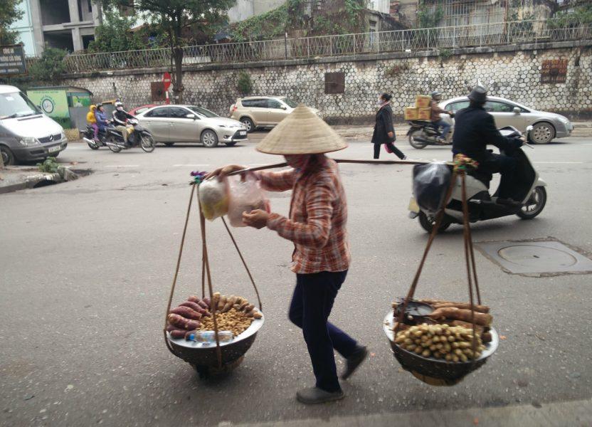 Hanoï, une ville infestée de scooters